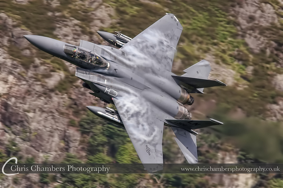 F-15 Strike Eagle Low level